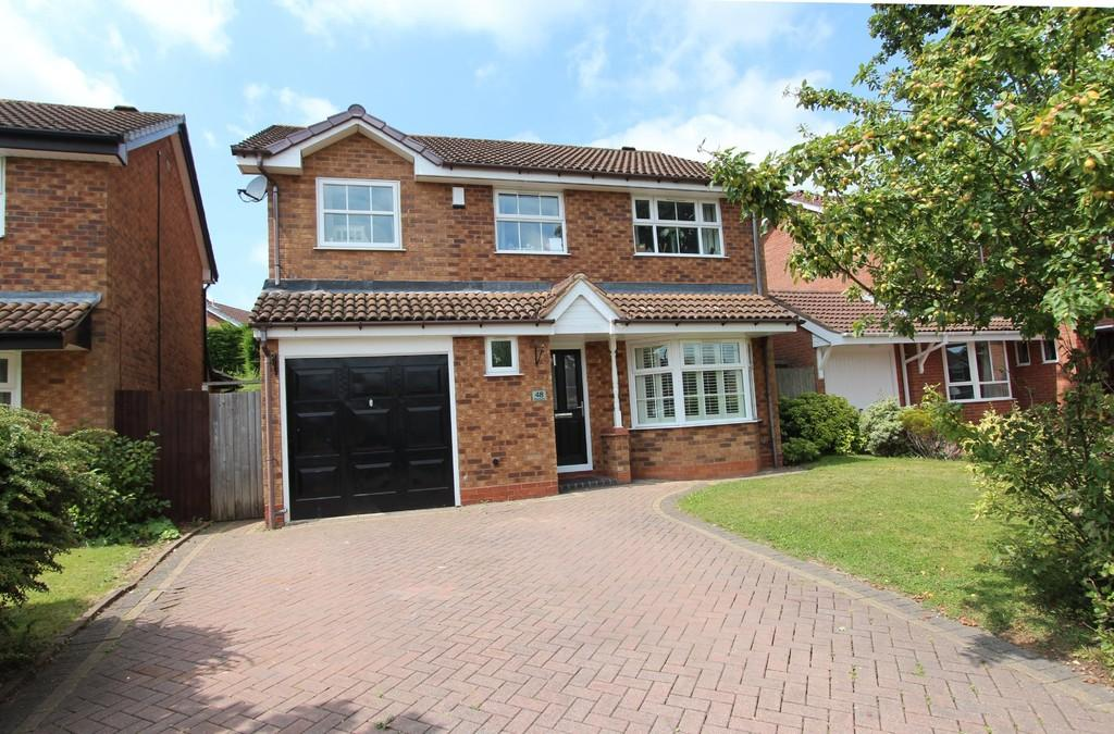 4 Bedrooms Detached House for sale in Willowbank Road, Knowle