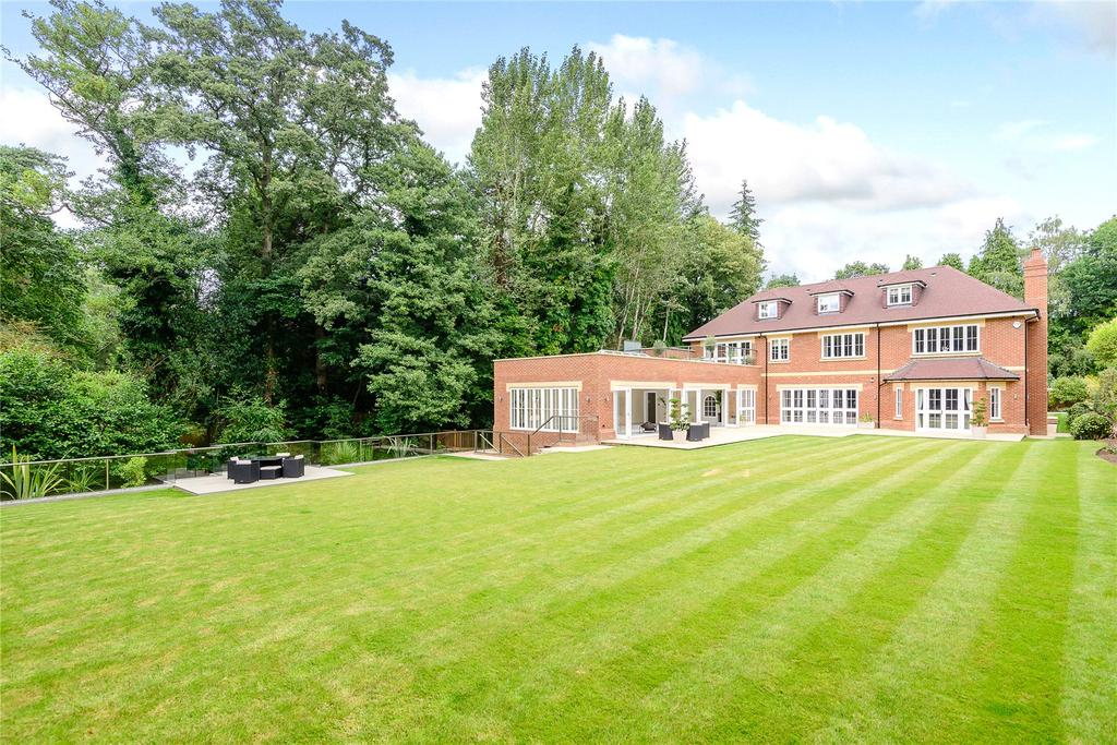 6 Bedrooms Detached House for sale in Devenish Lane, Sunningdale, SL5