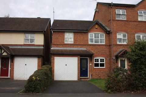 3 bedroom townhouse to rent - Virginia Avenue, Stafford, Staffordshire, ST17 4YA