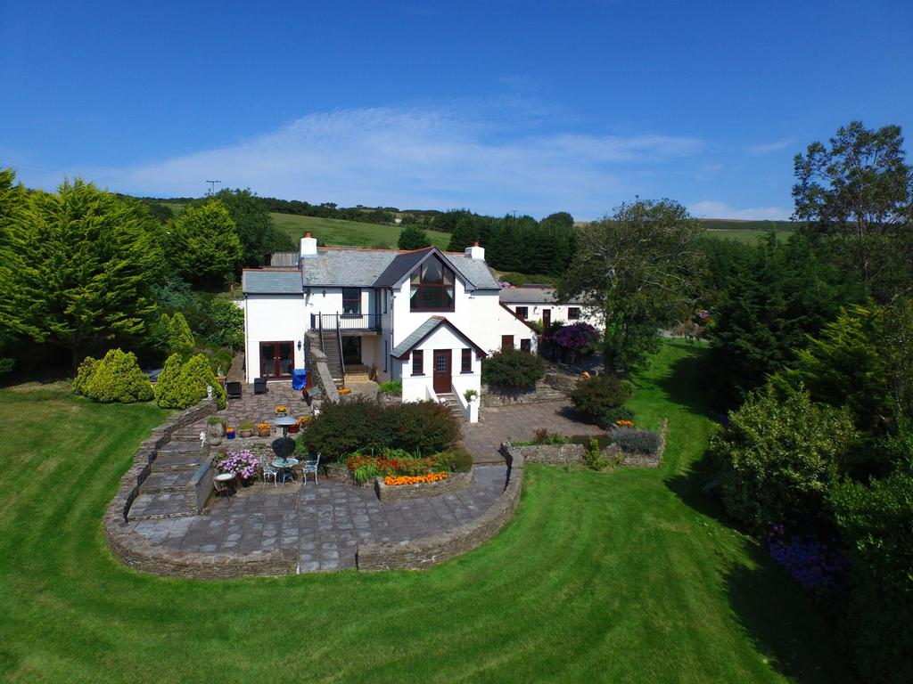 4 Bedrooms Equestrian Facility Character Property for sale in Combe Martin, Ilfracombe