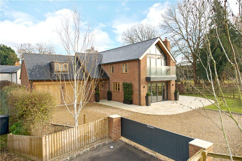 4 Bedrooms Detached House for sale in Wavendon Road, Salford, Bedfordshire