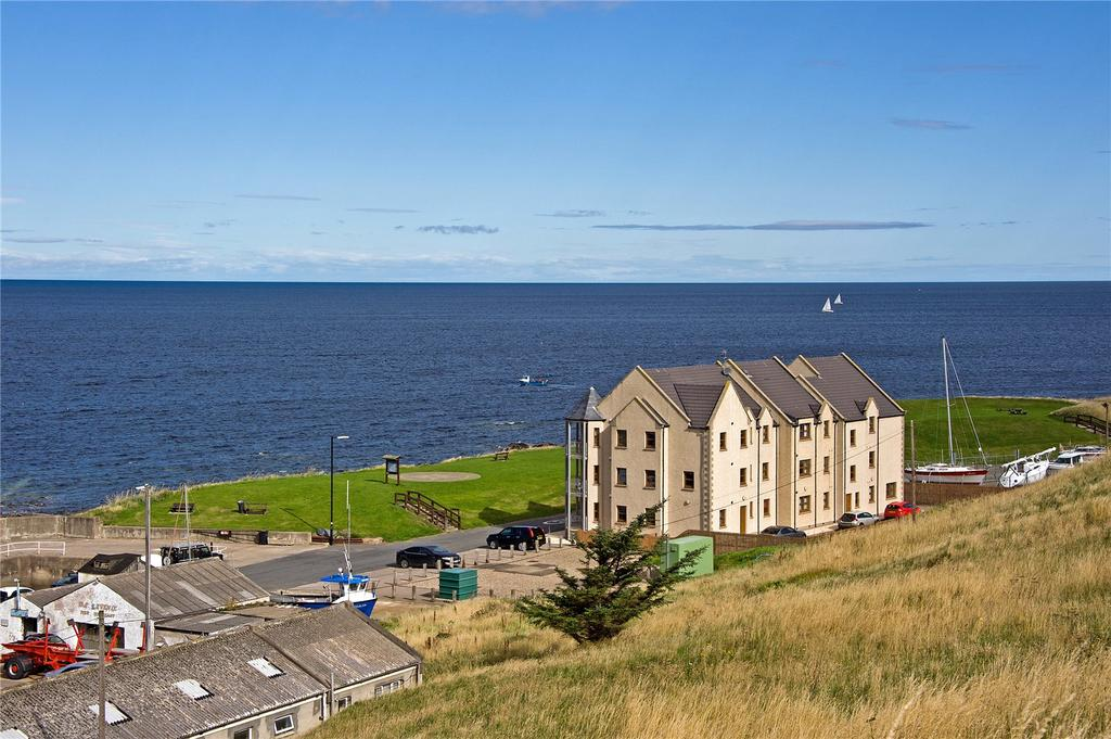 3 Bedrooms Penthouse Flat for sale in Morven View, Harbour Place, Whitehills, Aberdeenshire