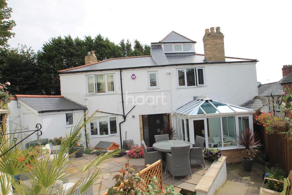 2 Bedrooms Detached House for sale in Severn Terrace, Stow Hill, City Centre, Newport