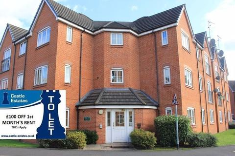 2 bedroom apartment to rent - Madeley House, Ranshaw Drive, Stafford, Staffordshire, ST17 4FD