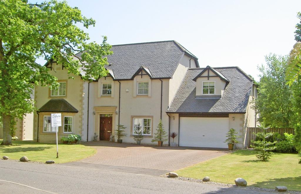 6 Bedrooms Detached House for sale in Oak Tree House, 2 McDougall Court, Druids Park, Murthly, Perthshire, PH1 4DD