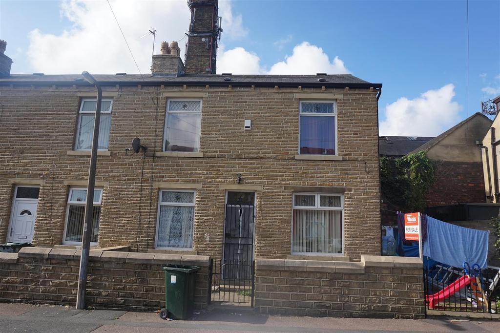 3 Bedrooms Semi Detached House for sale in Napier Road, Thornbury, Bradford, BD3 8DA