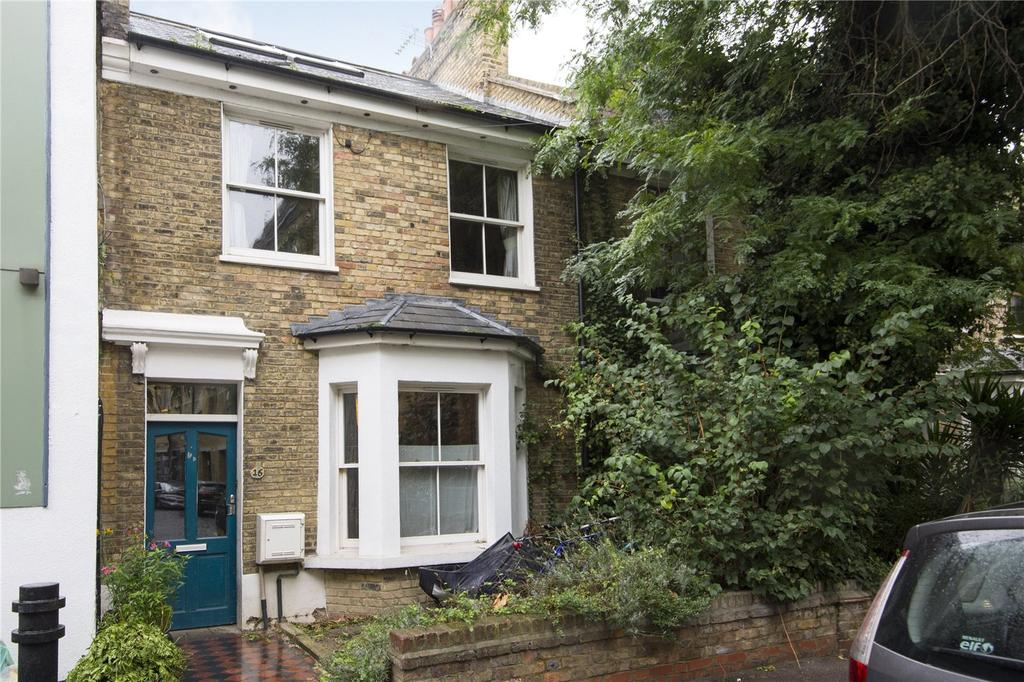 5 Bedrooms End Of Terrace House for sale in London Lane, London, E8