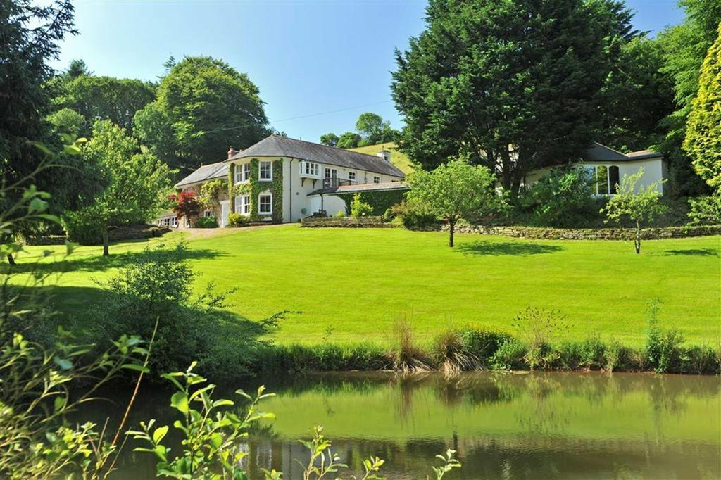 6 Bedrooms Detached House for sale in Aveton Gifford, Kingsbridge, Devon, TQ7
