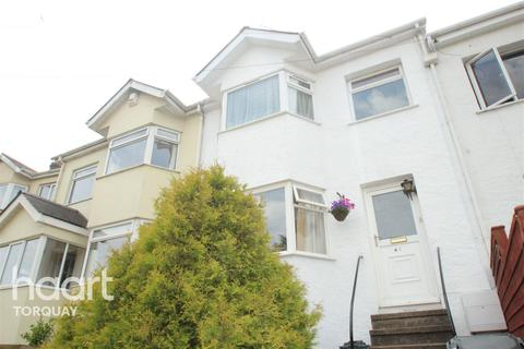 3 bedroom terraced house to rent - Westhill Road, Torquay