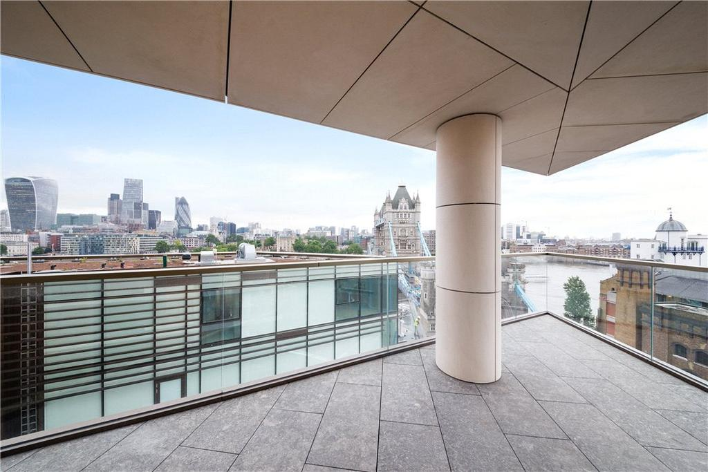 3 Bedrooms Flat for sale in Tudor House, Duchess Walk, London, SE1