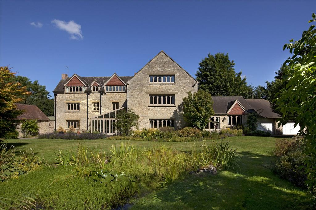 6 Bedrooms Detached House for sale in The Lane, Chesterton, Bicester, Oxfordshire, OX26