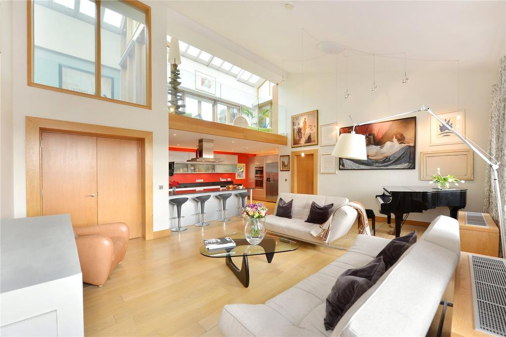 4 Bedrooms Penthouse Flat for sale in King Street, Covent Garden, WC2E