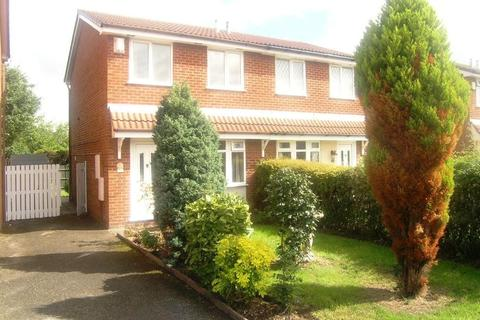 2 bedroom house to rent - Willoughby Close, Old Hall, Warrington