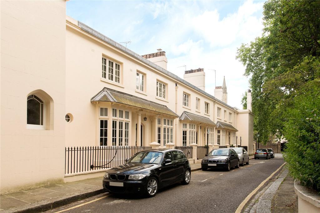 4 Bedrooms House for sale in Park Village West, Regent's Park, London