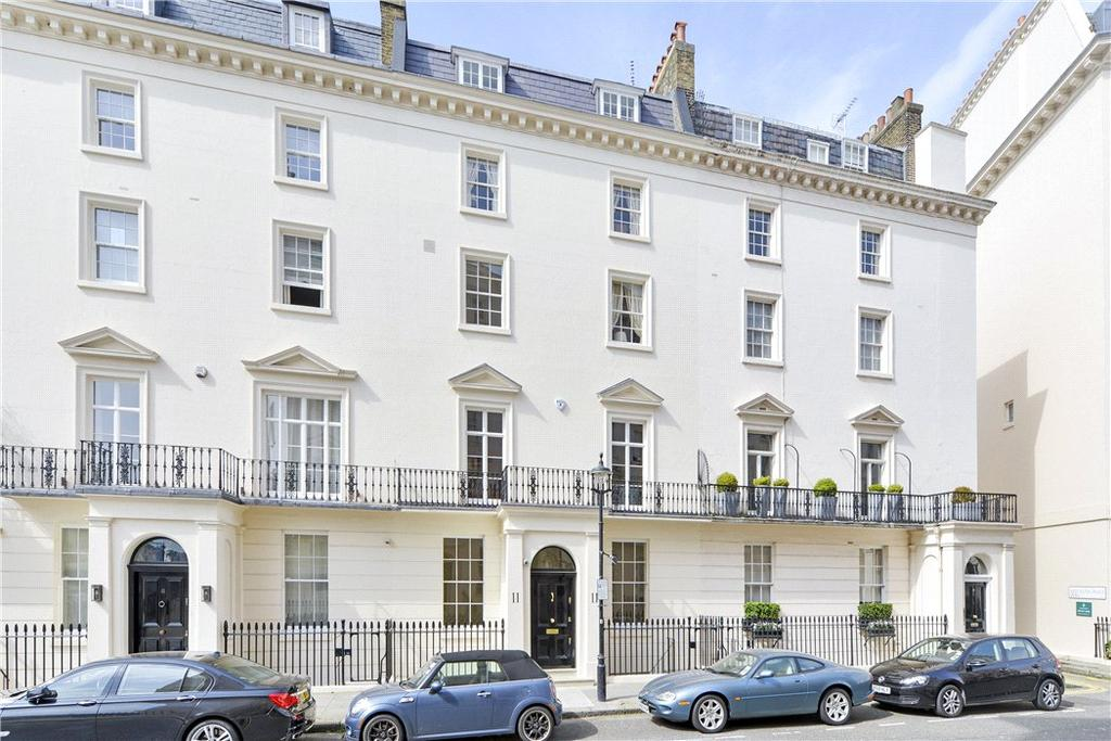 5 Bedrooms Terraced House for sale in West Eaton Place, Belgravia, London, SW1X