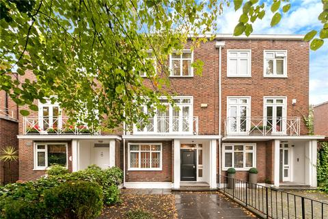 5 bedroom terraced house to rent - Loudoun Road, London, NW8