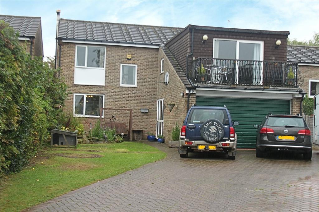 5 Bedrooms Detached House for sale in Manor Garth, Kirklevington