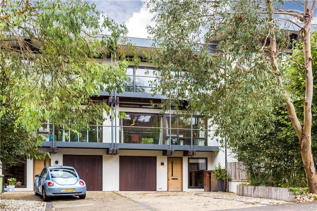 5 Bedrooms Terraced House for sale in Helix Terrace, 20 Queensmere Road, Wimbledon, London, SW19