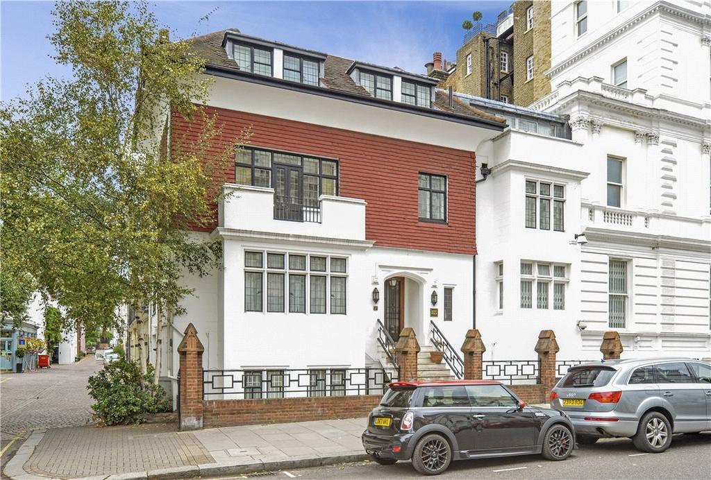 4 Bedrooms Semi Detached House for sale in Queen's Gate Terrace, South Kensington, London, SW7