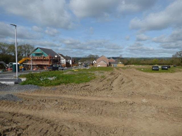 Plot Commercial for sale in Cwmffrwd, Carmarthen