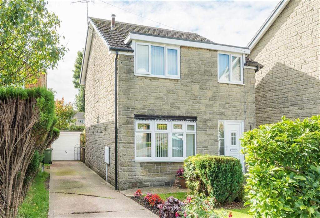 3 Bedrooms Detached House for sale in 25, Longcroft Crescent, Dronfield Woodhouse, Dronfield, Derbyshire, S18