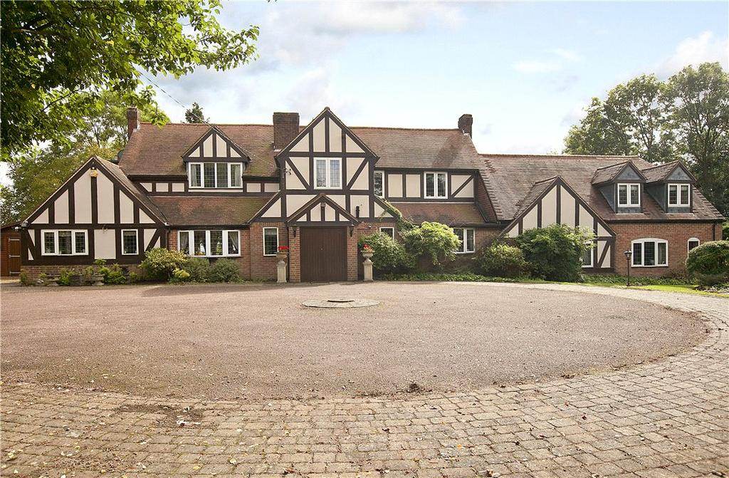 6 Bedrooms Detached House for sale in Sherbourne Hill, Stratford upon Avon, Warwickshire, CV35