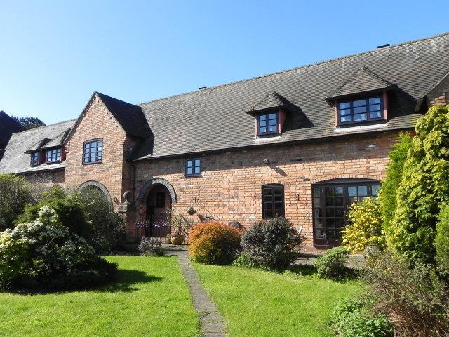 4 Bedrooms Detached House for sale in Old Langley Hall,Ox Leys Road,Sutton Coldfield