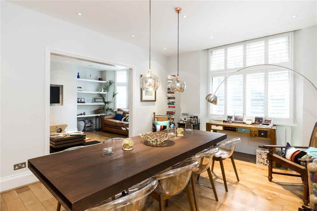 3 Bedrooms Flat for sale in Portman Mansions, Chiltern Street, London