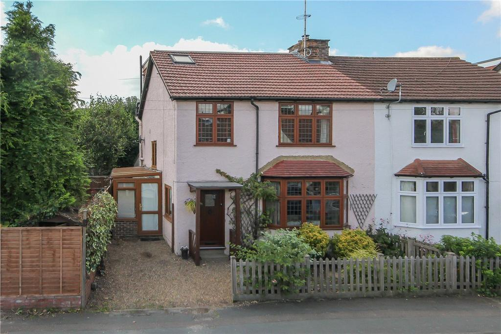 4 Bedrooms Semi Detached House for sale in Cross Way, Harpenden, Hertfordshire
