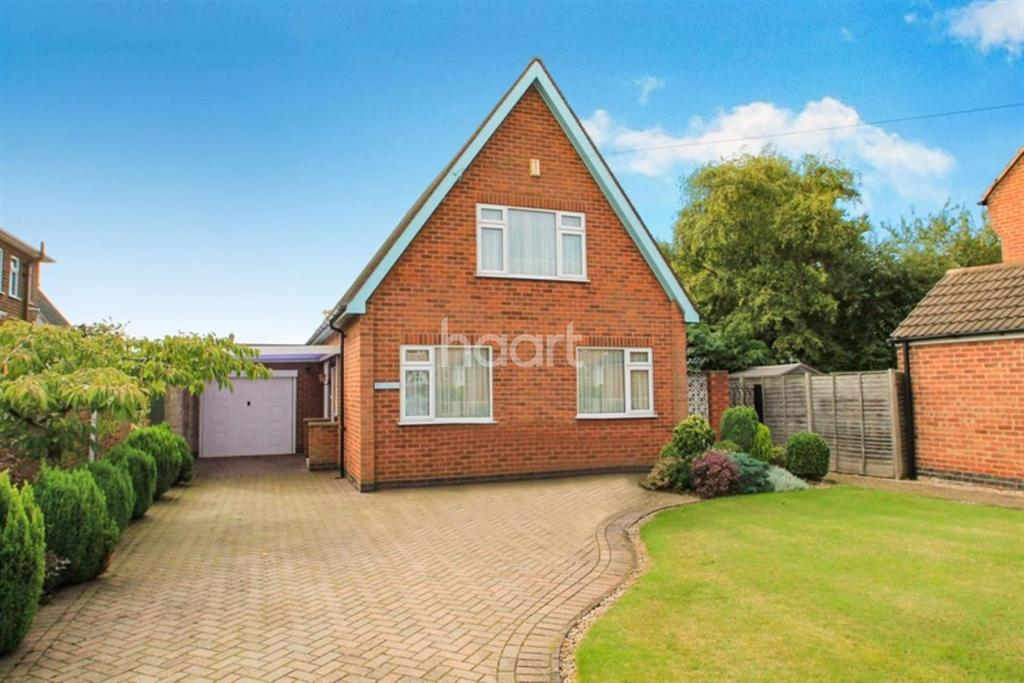 3 Bedrooms Detached House for sale in Burnside Grove, Tollerton, Nottingham