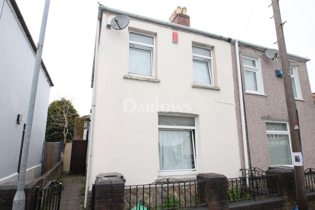 3 Bedrooms Semi Detached House for sale in Heath Street, Riverside