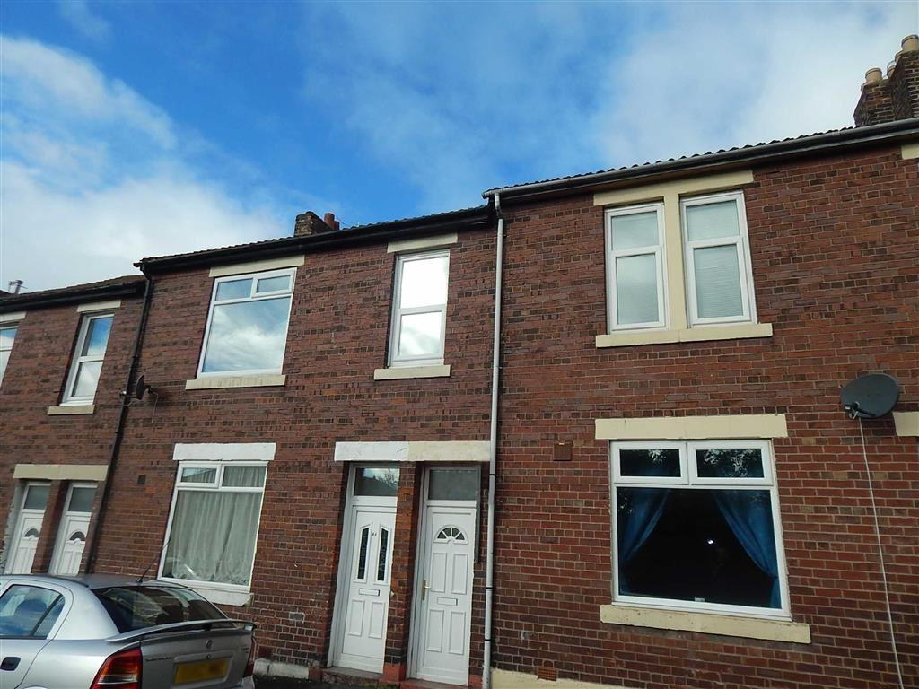 3 Bedrooms Apartment Flat for sale in Chatton Street, East Howdon, Wallsend, NE28