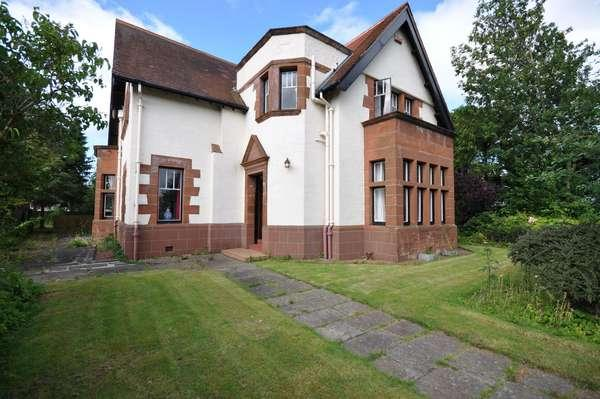 6 Bedrooms Detached House for sale in Pointhouse, Dundonald Road, Kilmarnock, KA1 1TY