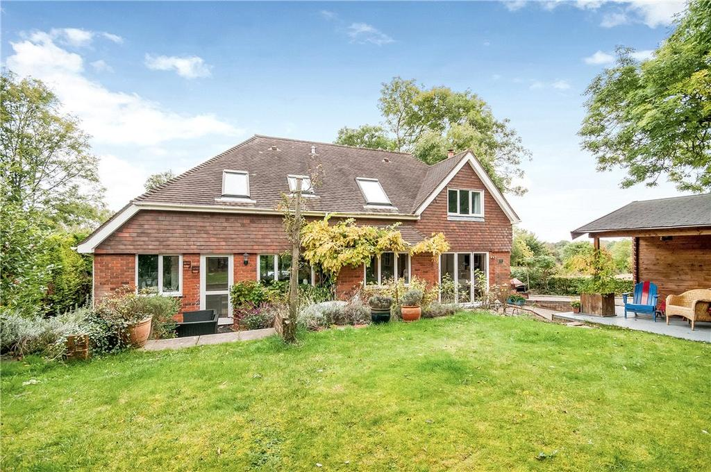 4 Bedrooms Detached House for sale in Wonston, Winchester, Hampshire, SO21