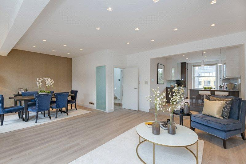 2 Bedrooms Maisonette Flat for sale in St Edmunds Terrace, St John's Wood, London, NW8