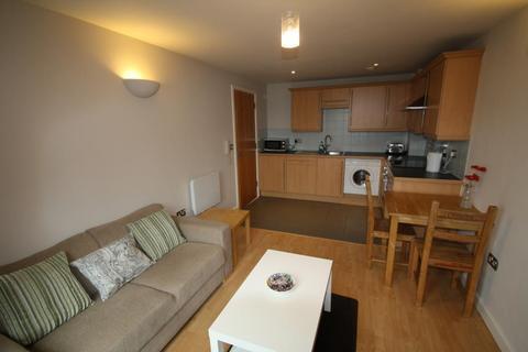 1 bedroom apartment to rent - VELOCITY NORTH, CITY WALK, LEEDS, LS11 9BE