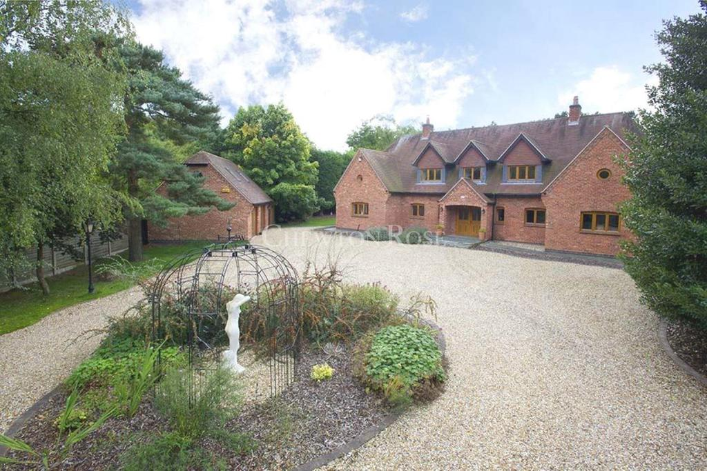 5 Bedrooms Detached House for sale in Ravenshead, Nottingham, Nottinghamshire