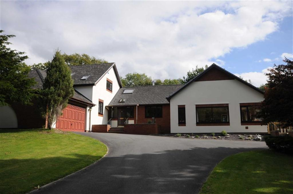 6 Bedrooms Detached House for sale in Ger Y Plas, Talybont, Ceredigion, SY24