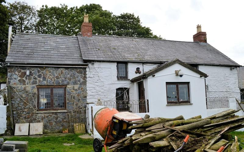 3 Bedrooms Land Commercial for sale in Llain Crug yr Ast , Cynwyl Elfed, Carmarthen, Carmarthenshire. SA33