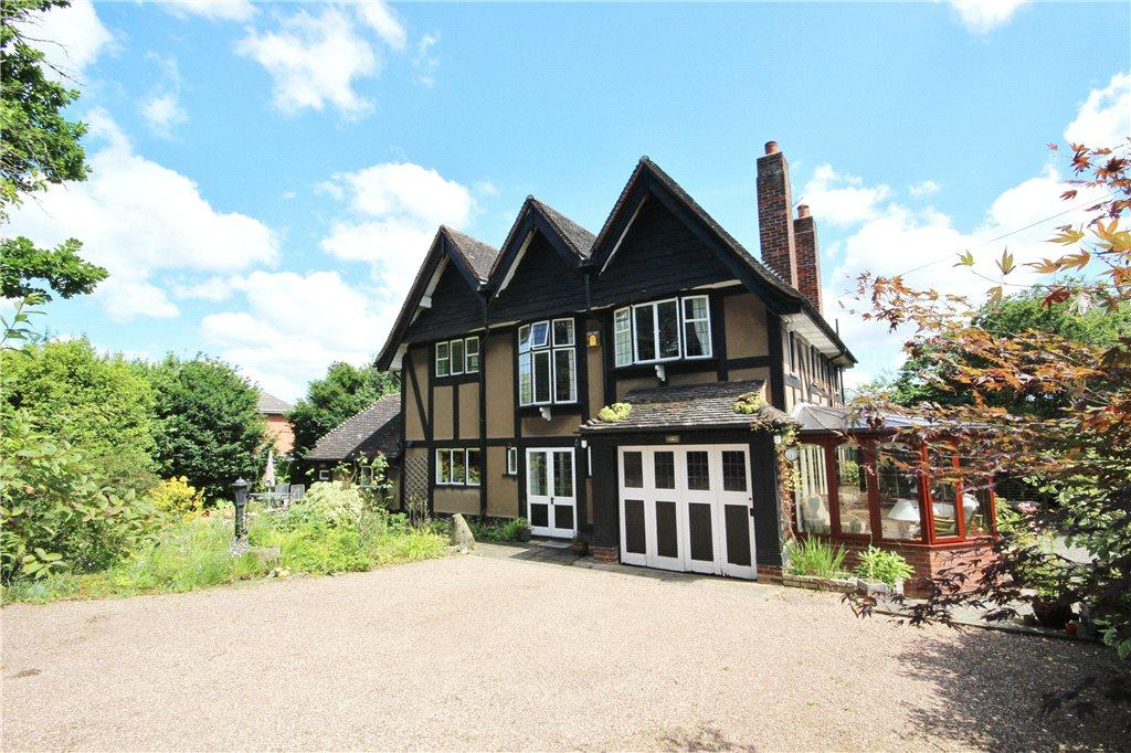 4 Bedrooms Detached House for sale in Hallow Road, Worcester, WR2