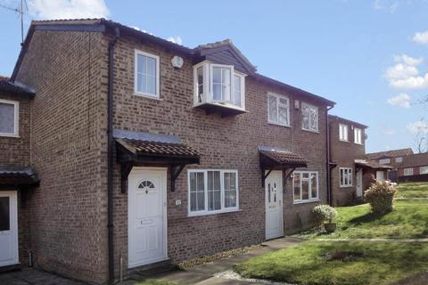2 bedroom end of terrace house to rent - Sorrel Close, Luton, Bedfordshire, LU3 4AE