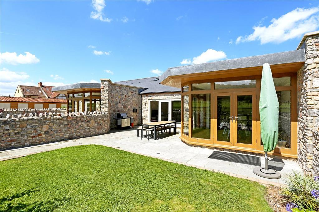4 Bedrooms House for sale in Wellesley Park, Dulcote, Wells, Somerset, BA5