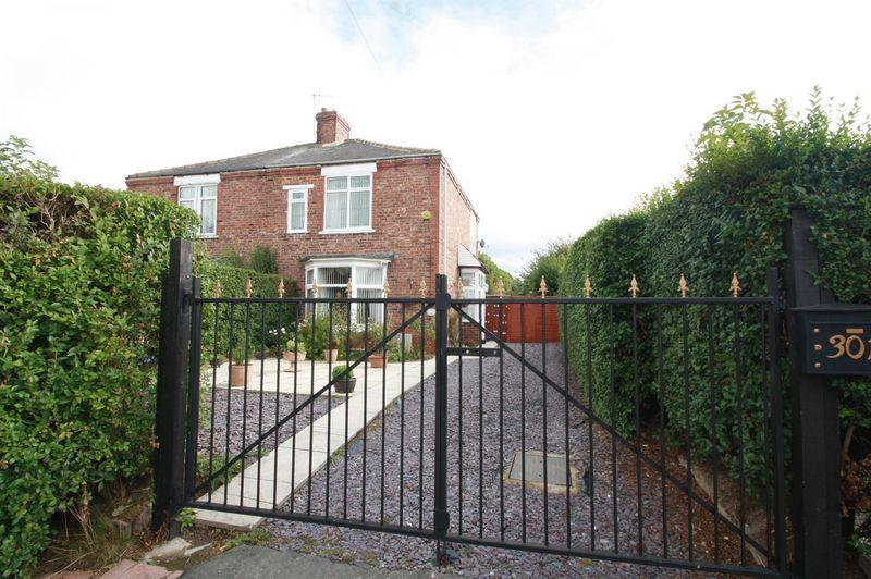 2 Bedrooms Semi Detached House for sale in Thornaby Road, Thornaby, Stockton, TS17 8PD