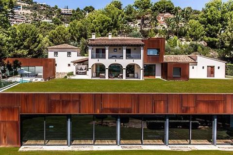 5 bedroom villa  - Son Vida, Mallorca, Illes Balears