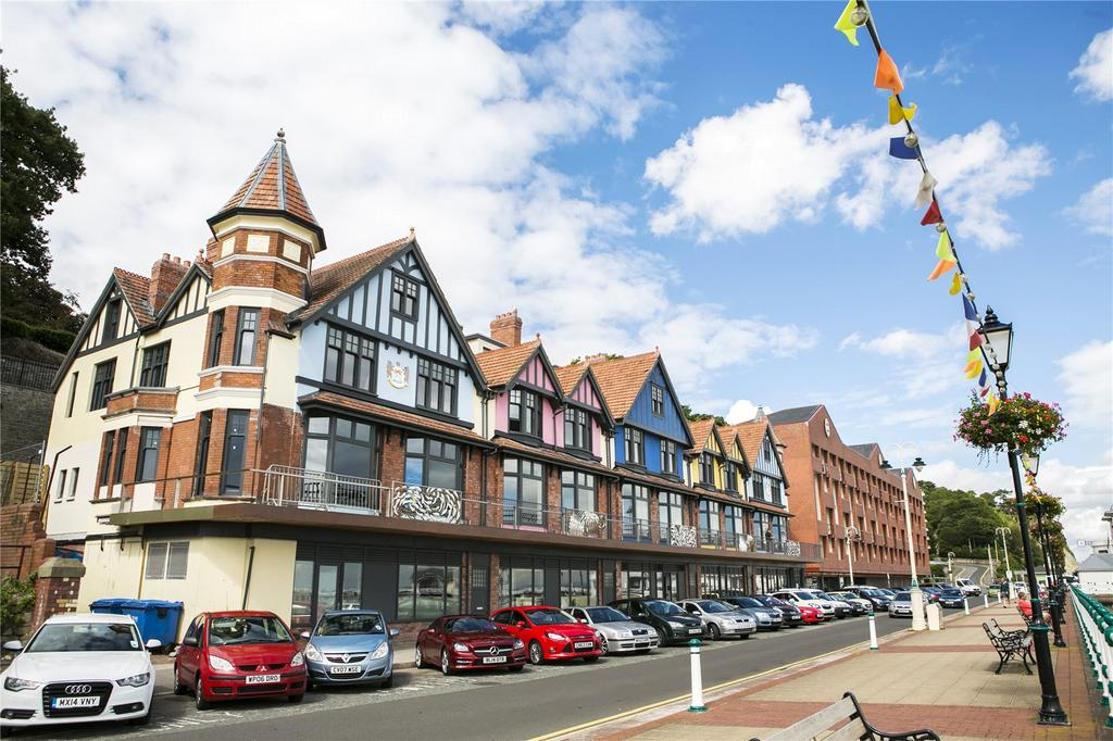 2 Bedrooms Flat for sale in Beachcliff Apartments, Penarth, Vale Of Glamorgan, CF64
