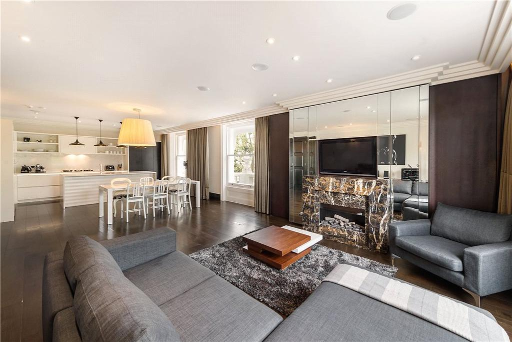 3 Bedrooms Flat for sale in Holland Park, Holland Park, London, W11
