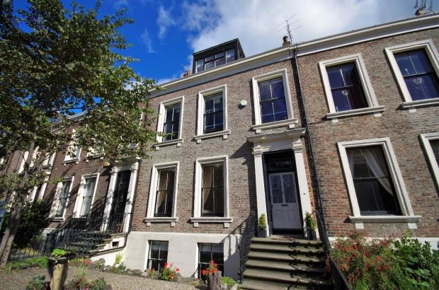 5 Bedrooms Town House for sale in Grange Crescent, City Centre, SR2