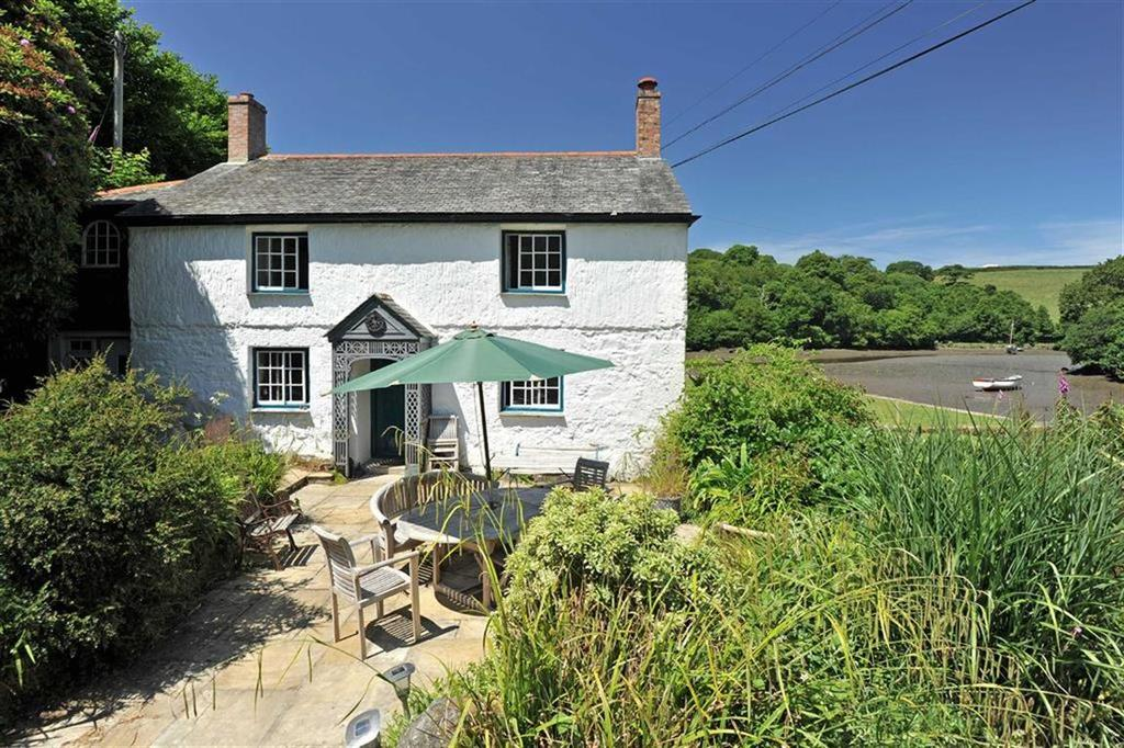 4 Bedrooms Detached House for sale in Carne, Manaccan, Helston, Cornwall, TR12