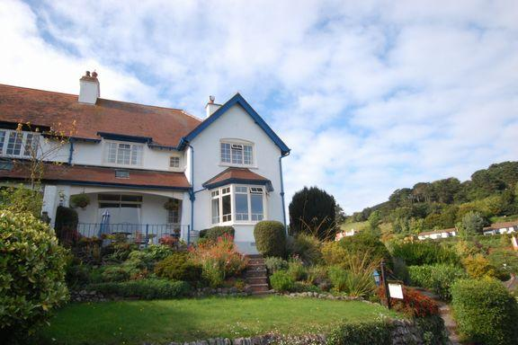 5 Bedrooms Semi Detached House for sale in Minehead