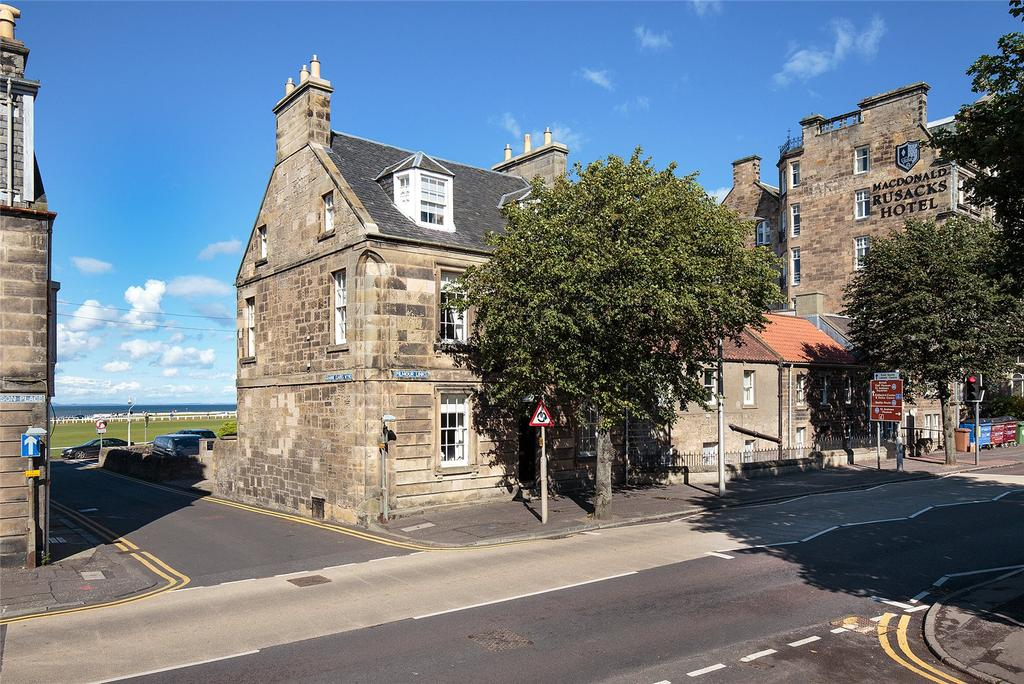 4 Bedrooms End Of Terrace House for sale in Pilmour Links, St. Andrews, Fife, KY16